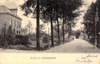 Ansichtkaart Leiderdorp 1900 Nauta 4922 HC29110