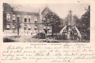 Ansichtkaart Dordrecht Beverwijksplein 1904 HC29127
