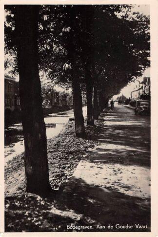 Ansichtkaart Bodegraven Aan de Goudse Vaart HC29164