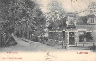 Ansichtkaart 's-Graveland Leeuwenlaan 1904 Hilversum HC29185