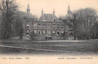 Ansichtkaart Oegstgeest Kasteel Endegeest 1910 Nauta 1669 HC29250