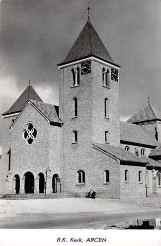 Ansichtkaart Arcen R.C. Kerk 1960 HC29320