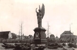 Ansichtkaart Alkmaar Monument Alcmaria Victrix 1962 HC29342