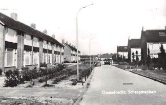 Ansichtkaart Ossendrecht Schaepmanlaan 1970 Woensdrecht HC29368
