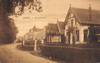 Ansichtkaart Assen Beilerstraat 1931 Nauta 9845 HC29487