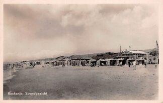Ansichtkaart Rockanje Strand gezicht HC29491