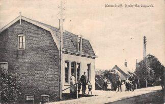 Ansichtkaart Neder-Hardingsveld Merwededijk Hardinxveld - Giessendam HC29499