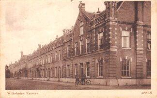 Ansichtkaart Assen Wilhelmina Kazerne 1933 Militair HC29576