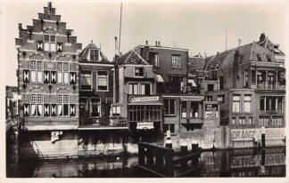 Ansichtkaart Gorinchem Groote Haven Appeldijk Sigarenwinkel Het Sigarenhuis Rondo HC29585
