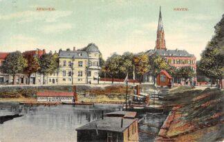 Ansichtkaart Arnhem Haven HC29594