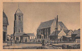 Ansichtkaart Nieuw-Helvoet Kerk Hellevoetsluis HC29712