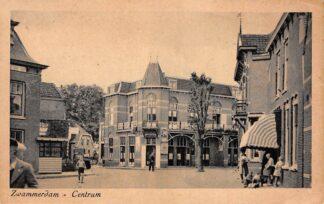 Ansichtkaart Zwammerdam Centrum 1955 Bodegraven HC29725