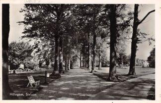 Ansichtkaart Hillegom Sixlaan 1953 HC29748