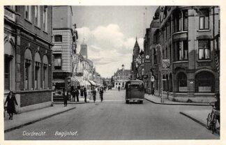 Ansichtkaart Dordrecht Bagijnhof 1934 HC29750