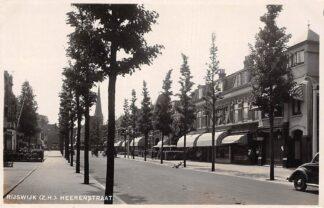 Ansichtkaart Rijswijk (ZH) Heerenstraat 1938 's-Gravenhage HC29757