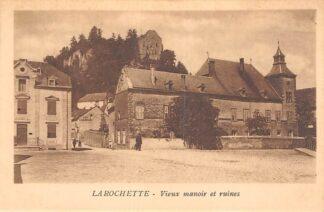 Ansichtkaart Luxemburg Larochette Vieux manoir et ruines Luxembourg Europa HC29773
