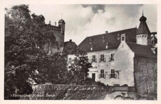 Ansichtkaart 's-Heerenberg Kasteel Bergh HC29881