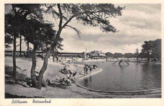 Ansichtkaart Bilthoven Natuurbad 1944 Zwembad HC29903