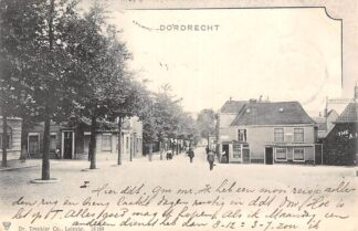 Ansichtkaart Dordrecht 1902 HC30080