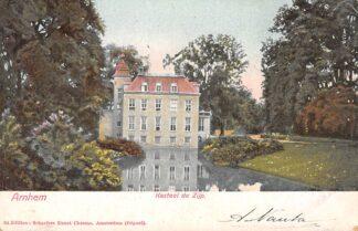 Ansichtkaart Arnhem Kasteel De Zijp 1905 HC30167